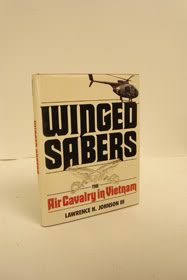 Winged Sabers, Johnson, Lawrence H.