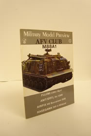 Military Model Preview AFV Club M88A1: Volume 2.09