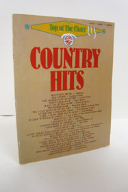 Top of the Chart: Country Hits