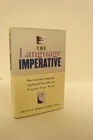 The Language Imperative, Elgin, Suzette Haden Ph.D.