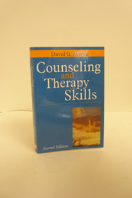 Counseling and Therapy Skills: Second Edition, Martin, David G.