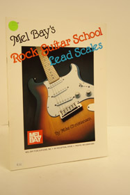 Rock Guitar School: Lead Scales, Christiansen, Mike