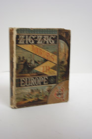 Zigzag [Zig-Zag] Journeys in Europe: Vacation Rambles in Historic Lands, Butterworth, Hezekiah
