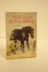 Vicki and the Black Horse, Savitt, Sam