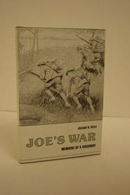 Joe's War: Memoirs of a Doughboy, Rizzi, Joseph N.; Baumgartner, Richard A. (Editor)