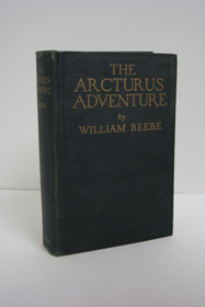 The Arcturus Adventure: An Account of the New York Zoological Society's First Oceanographic Expedition, with 77 Illustrations from Colored Plates, Photographs and Maps, Beebe, William