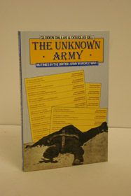 The Unknown Army: Mutinies in the British Army in World War I
