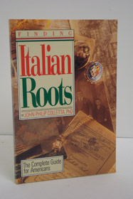 Finding Italian Roots, Colletta, John Philip