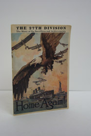 The 27th Division: The Story of Its Sacrifices and Achievements, Eggers, John H.