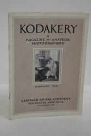 Kodakery: A Magazine for Amateur Photographers, February 1918, Eastman Kodak Company