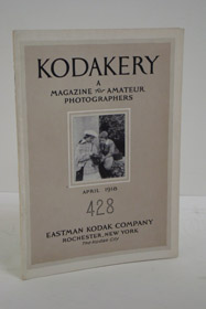 Kodakery: A Magazine for Amateur Photographers, April 1918, Eastman Kodak Company