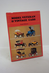 Model Veteran & Vintage Cars, Gibson, Cecil