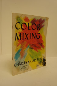 Color Mixing, Carlson, Charles X.