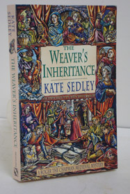 The Weaver's Inheritance (Roger the Chapman Medieval Mystery), Sedley, Kate