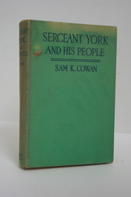 Sergeant York and His People, Cowan, Sam K.