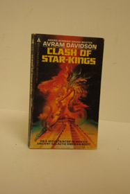 Clash of Star-Kings, Davidson, Avram