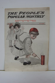 The People's Popular Monthly: A Monthly Household Journal; July, 1908: No. 7
