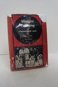 Weight Training for Championship Judo, Draeger, Donn F.; Inokuma, Isao