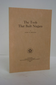 The Tools That Built Niagara, Beecher, Mark H.