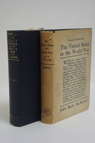 The United States in the World War, McMaster, John Bach