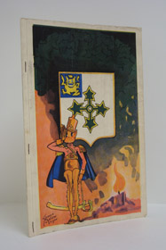 Raiders of the 9th, Vol. 1 No. 9, Christmas Edition, 1944, Ninth Regiment, Forty Seventh Infantry