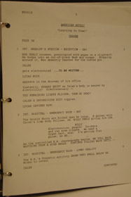 American Gothic Television Show Script: Learning To Crawl (Complete With Production Notes)