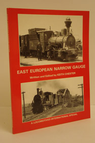 East European Narrow Gauge, Chester, Keith