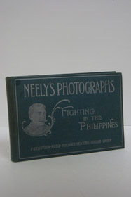 Fighting in the Philippines: Authentic Original Photographs, Neely, F. Tennyson