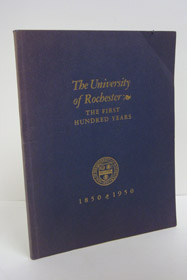 The University of Rochester: The First Hundred Years, 1850-1950, Alumni-Alumnae Review