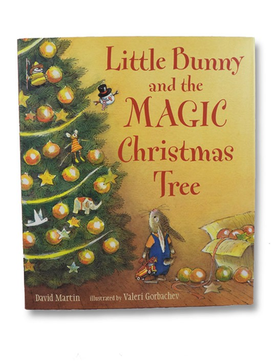 Little Bunny and the Magic Christmas Tree, Martin, David