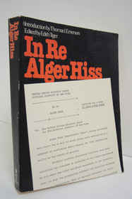In Re Alger Hiss: Petition for a Writ of Error Coram Nobis, Tiger, Edith (Editor); Emerson, Thomas I.