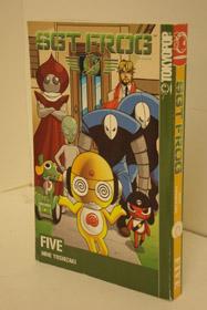 Sgt. Frog, Vol. 5, Yoshizaki, Mine