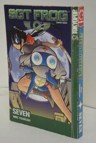 Sgt. Frog, Vol. 7, Yoshizaki, Mine