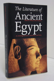 The Literature of Ancient Egypt: An Anthology of Stories, Instructions, and Poetry, Simpson, William Kelly