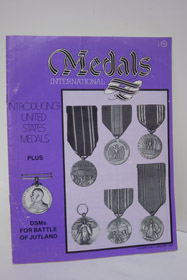 Medals International (Vol. 5 No. 1 - January, 1981)