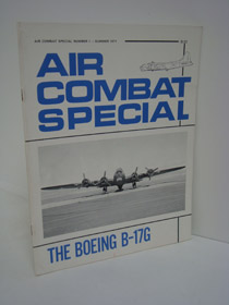 The Boeing B-17G (Air Combat Special Number 1 - Summer 1971), Jarvis, Robert F.
