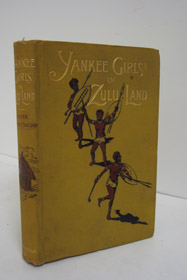 Yankee Girls in Zulu Land, Vescelius-Sheldon, Louise