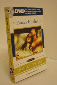 Romeo and Juliet, Shakespeare, William