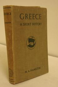 Greece, Hamilton, M.A.