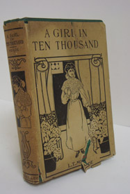 A Girl in Ten Thousand (Hurst's Home Series for Girls), Meade, L.T. [Smith, Elizabeth Thomasina Meade]