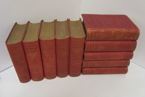 Hugo's Works, in Ten Volumes: Les Miserables (3 Vols.); Hans of Iceland; Dramas (2 Vols.); Notre Dame de Paris; The Toilers of the Sea; Poems & The History of a Crime; The Man Who Laughs; Ninety-Three & Bug-Jargal & Claude Gueux, Hugo, Victor