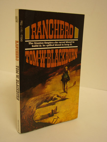 Ranchero, Blackburn, Tom W.