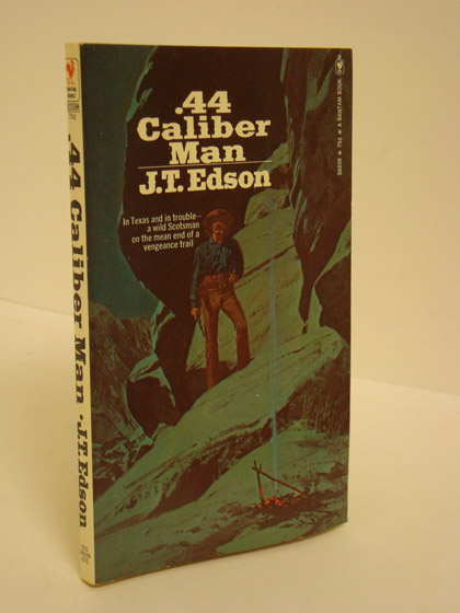 .44 Caliber Man, Edson, J.T.