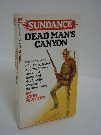 Sundance: Dead Man's Canyon, Benteen, John