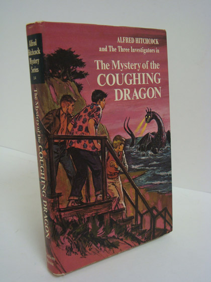 Alfred Hitchcock and the Three Investigators in the Mystery of the Coughing Dragon (Alfred Hitchcock Mystery Series, No. 14), West, Nick