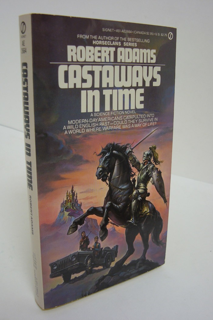 Castaways in Time, Adams, Robert
