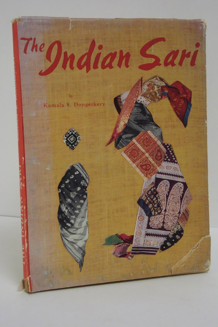 The Indian Sari, Dongerkery, Kamala S.
