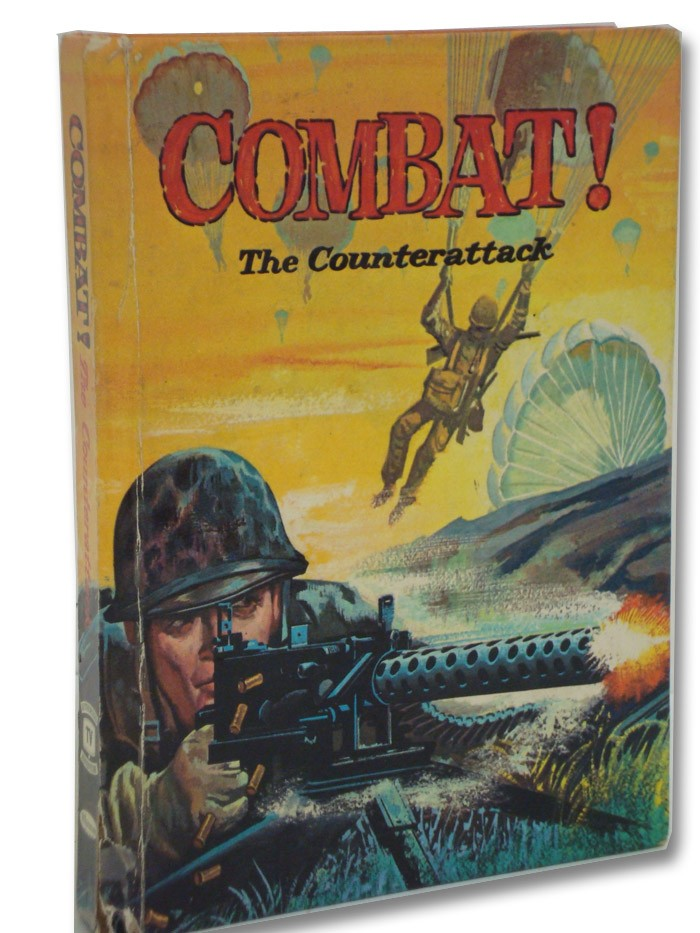 Combat! The Counterattack, Davis, Franklin M.