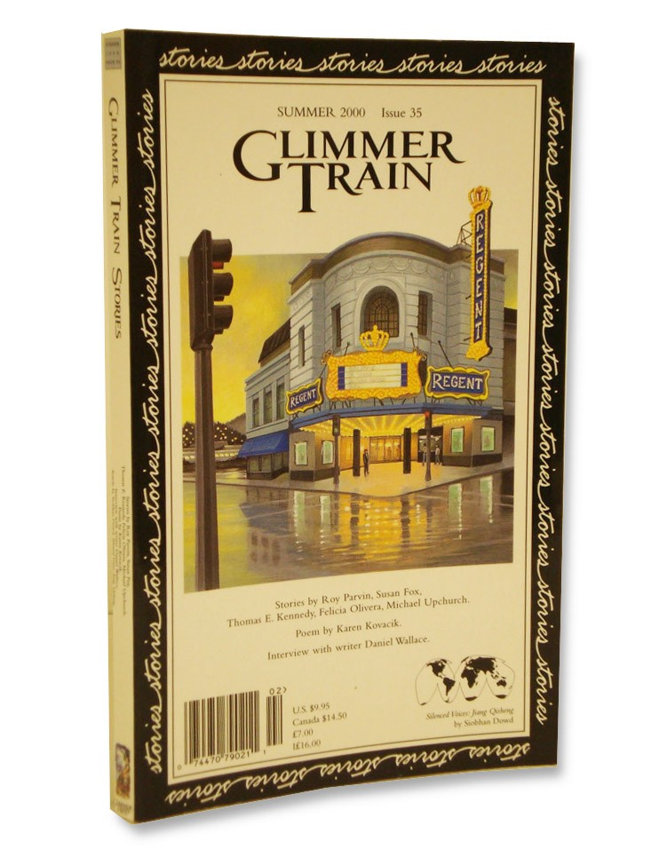 Glimmer Train, Winter 2000, Issue 33: Stories, Burmeister, Susan; Davies, Linda