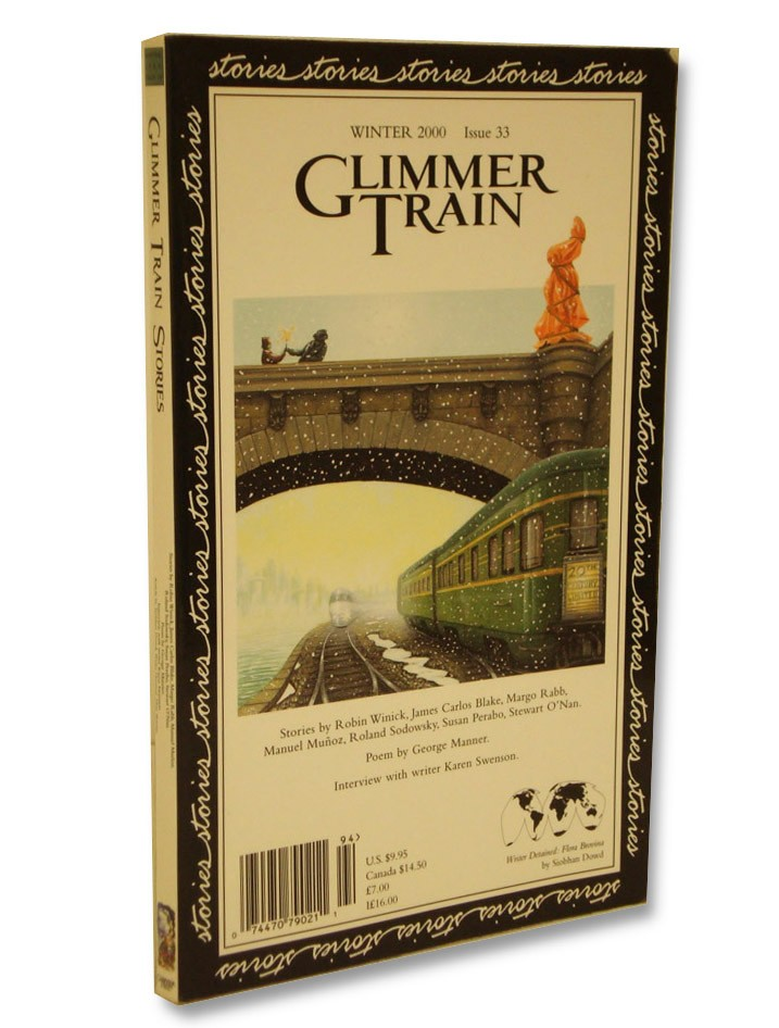Glimmer Train, Summer 2000, Issue 35: Stories, Burmeister, Susan; Davies, Linda
